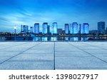 modern city skyline  fuzhou ...   Shutterstock . vector #1398027917