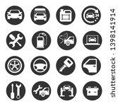 car service  auto detailing ...   Shutterstock .eps vector #1398141914