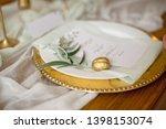 Rustic Wedding Table Set....
