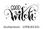 modern hand drawn script style... | Shutterstock .eps vector #1398181331