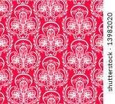 red wallpaper | Shutterstock .eps vector #13982020
