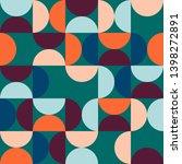 geometry minimalistic artwork... | Shutterstock .eps vector #1398272891