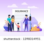 real estate  house  property... | Shutterstock .eps vector #1398314951