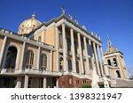 poland landmark   basilica of... | Shutterstock . vector #1398321947