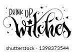 modern hand drawn script style... | Shutterstock .eps vector #1398373544