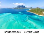 view from helicopter at mount...   Shutterstock . vector #139850305