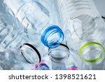 plastic bottles recycling... | Shutterstock . vector #1398521621