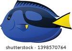 vector illustration of a blue...   Shutterstock .eps vector #1398570764
