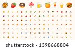 food and beverages  fruits...   Shutterstock .eps vector #1398668804