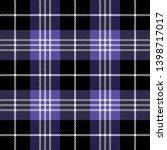 tartan plaid. scottish pattern... | Shutterstock .eps vector #1398717017