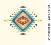abstract,african,american,apache,aztec,background,blue,brown,card,circle,design,ethnic,fabric,geometric,gold