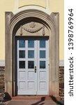 Historic Art Deco Portal With...