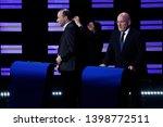 brussels  belgium. 15th may... | Shutterstock . vector #1398772511