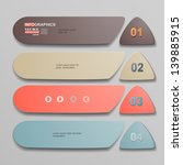 infographic  vector eps10 | Shutterstock .eps vector #139885915