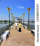 nonthaburi thailand 8 april... | Shutterstock . vector #1398899597