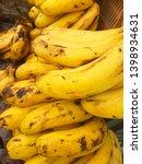 fresh banana for good health | Shutterstock . vector #1398934631
