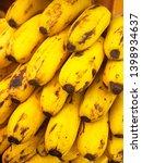 fresh banana for good health | Shutterstock . vector #1398934637