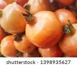 fresh pomegranate fruits for... | Shutterstock . vector #1398935627