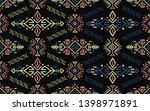vector seamless pattern in...   Shutterstock .eps vector #1398971891