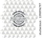 philosophy retro style grey...   Shutterstock .eps vector #1398996797