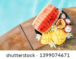 Still Life Image Of Tropical...