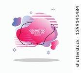modern vector illustration... | Shutterstock .eps vector #1399141484