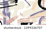 creative colorful artistic... | Shutterstock .eps vector #1399236707