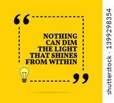 inspirational motivational... | Shutterstock . vector #1399298354