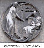 paris  france   january 11 ... | Shutterstock . vector #1399420697