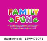 vector colorful trendy sign... | Shutterstock .eps vector #1399479071