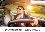 man in a suit and sunglasses... | Shutterstock . vector #139949677