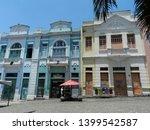 jo o pessoa   pb  brazil  ...   Shutterstock . vector #1399542587