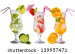 summer drinks | Shutterstock . vector #139957471