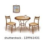 illustration  of the round ... | Shutterstock .eps vector #139961431