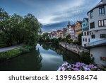 tuebingen old medieval town... | Shutterstock . vector #1399658474
