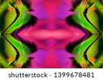 abstract art screensaver.... | Shutterstock . vector #1399678481