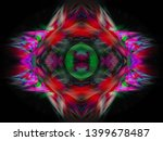 abstract art screensaver.... | Shutterstock . vector #1399678487