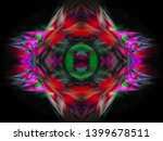 abstract art screensaver.... | Shutterstock . vector #1399678511
