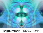 abstract art screensaver.... | Shutterstock . vector #1399678544