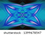 abstract art screensaver.... | Shutterstock . vector #1399678547