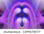 abstract art screensaver.... | Shutterstock . vector #1399678577