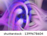 abstract art screensaver.... | Shutterstock . vector #1399678604