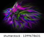 abstract art screensaver.... | Shutterstock . vector #1399678631