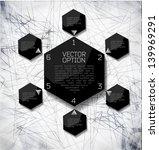 vector sample background for... | Shutterstock .eps vector #139969291