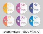 vector infographic design... | Shutterstock .eps vector #1399740077