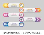 vector infographic design... | Shutterstock .eps vector #1399740161