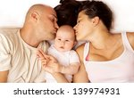 happy young family | Shutterstock . vector #139974931