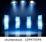 stage effects. vector... | Shutterstock .eps vector #139975594