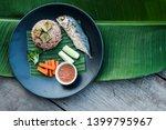 Thai Food   Rice Seasoned With...