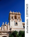 spanish architecture in the...